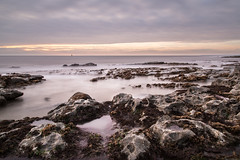 Nash Point Shoreline (Dom W Photography) Tags: nashpoint longexposure southwales heritagecoast seascape landscape