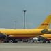 DHL / Airbus A300B4-622R(F) / D-AEAN & Boeing 757-28A(PCF) / D-ALET