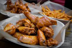 Nashville Hot Ranch - Clutch Wings (sheryip) Tags: clutch wing shop morgantown wv wvu sher yip food foodporn nashville hot chicken wings buffalo