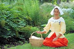 Fêtes de la nouvelle-France (photolenvol) Tags: fnf fêtesdelanouvellefrance québec hauteville costume habit époque francais coutume