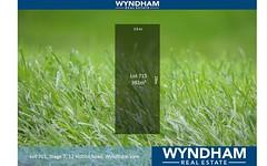 Lot 715 Cloudburst Avenue, Wyndham Vale VIC