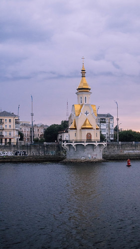 Church on the Dnieper