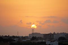 Amanecer en Valencia 46 (dorieo21) Tags: amanecer sunrise aurore aurora sun soleil sonne sol cielo ciel sky nikon d7200 clouds nube nuage nuvola