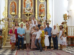 bateig Belén (Joan Pau Inarejos) Tags: família amigos familia familiar familiars familiares amigo bautizo sacramento bateig iglesia església