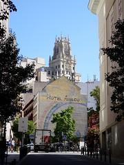 (Joan Pau Inarejos) Tags: madrid españa capital ciudad verano agosto agost estiu 2019 viaje córdoba callao madridciudad madridcapital