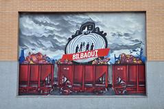 Bilbao (jaime.silva) Tags: bilbau bilbo bilbao espanha españa espanya spain euskadi streetart streetartist street muralpainting mural pinturamural spraypaint spray spraypainting graffiti graf publicart artepublica urban urbanart arteurbana