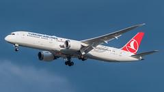 TC-LLC (gankp) Tags: dreamliner boeing 7879 tcllc turkish istanbul ist washingtondullesinternationalairport dulles