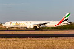 A6-EGA Boeing 777-31H(ER) Emirates (Andreas Eriksson - VstPic) Tags: a6ega boeing 77731her emirates