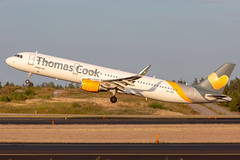 OY-TCF Airbus A321-211(WL) Thomas Cook Airlines Scandinavia (Andreas Eriksson - VstPic) Tags: oytcf airbus a321211wl thomas cook airlines scandinavia
