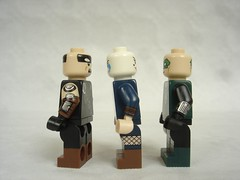 70840 - DC characters printed arms (fdsm0376) Tags: lego set review movie 70840 apocalypseburg welcome liberty statue postapoc emmet lucy wildstyle batman green lantern harley quinn scribble cop decay