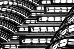 Petronas Towers (HWHawerkamp) Tags: malaysia graphic kualalumpur petronastowers modern bw abstract architecture pattern