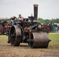 IMGL2152_Gloucestershire Vintage & Country Extravaganza 2019_0816 (GRAHAM CHRIMES) Tags: gloucestershirevintagecountryextravaganza2019 gloucestershire gloucestershiresteam gloucestershiresteamrally gloucester 2019 steam steamrally steamfair showground steamengine show steamenginerally transport tractionengine tractionenginerally vintage vehicle vehicles vintagevehiclerally vintageshow country commercial countryshow heritage historic svtec rally restoration engine engineering engines extravaganza fowler roadroller 15813 1921 wr8965