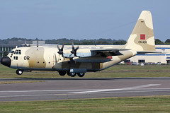 cna-or c130 eglf (Terry Wade Aviation Photography) Tags: c130 eglf rmaf