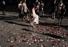 After the Wedding (Bury Gardener) Tags: barcelona spain europe 2019 streetphotography street streetcandids snaps strangers candid candids people peoplewatching folks fuji fujixt3 fujifilm catalonia