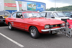 Ford Capri 1600 GT XL EHU777K (Andrew 2.8i) Tags: swccc stadium city cardiff show voitures voiture autos auto cars car classics classic welsh wales uk kingdom united british coupe sports sportscar ford europe gtxl 20gtxl 2000gtxl 20gt 2000gt xl gt 2000 capri