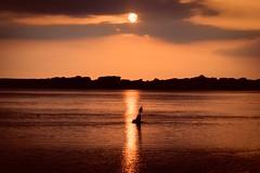 As the sun sets (jmiller35) Tags: sunset light sun shadows silhouette ocean water seascape wales great britain canon outdoors nature lowlight natural natureza naturallight naturalbeauty