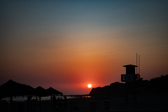 Sunset... (hobbit68) Tags: fujifilm xt2 sonne sonnenschein sommer sunset spanien sky strand sonnenuntergang spain summer sunshine sand schatten sun espania espanol espagne espana himmel clouds wolken holiday urlaub red rot andalusien andalucia atlantik andalusisch water wasser meer