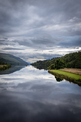 Midge Weather (MBDGE >1.7 Million Views) Tags: midge weather scotland green lake loch sky dramaticsky canon eosr alba