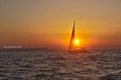 Sail on the sunset I (RoyBatty83) Tags: pentax pentaxk5 pentaxiani pentaxda1855wr da1855wr da pentaxda1855alwr tappo tappowr zadar zara croazia hr europeanview travelineurope pier porto molo mare croatia sunset boat sail
