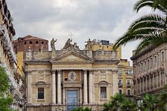288 Sicile Juillet 2019 - Catane, une église anonyme (paspog) Tags: catane ctania sicile sicily sicilia juli july juillet 2019 église church kirche chiesa