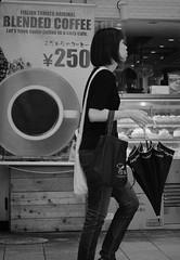Cozy cafe (Bill Morgan) Tags: fujifilm fuji xpro2 35mm f14 bw alienskin exposurex45 jpeg acros