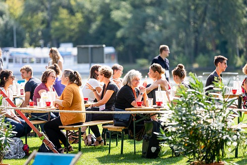 openTransfer Green CAMP in Berlin
