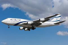 EL AL Israel Airlines (ab-planepictures) Tags: el al israel london heathrow flugzeug flughafen plane aircraft planespotting aviation