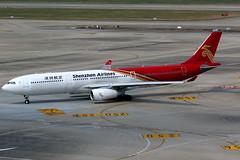 Shenzhen Airlines | Airbus A330-300 | B-303N | Shanghai Hongqiao (Dennis HKG) Tags: aircraft airplane airport plane planespotting staralliance canon 7d 100400 shanghai hongqiao zsss sha shenzhenairlines csz zh airbus a330 a330300 airbusa330 airbusa330300 b303n