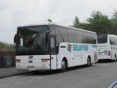 Selwyns Travel 126 (YJ04BJF) 01052019 (Rossendalian2013) Tags: coach bury burymarket selwynstravel yj04bjf vanhool daf sb4000 jfishwicksons bus