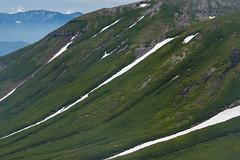 乗鞍大雪渓9・Mt.Norikura (anglo10) Tags: japan 長野県 松本市 雪 snow 山 mountain 乗鞍岳 御嶽山