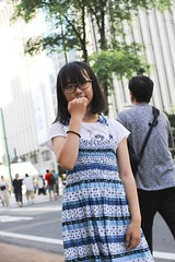 SAKURAKO. (MIKI Yoshihito. (#mikiyoshihito)) Tags: sakurako 櫻子 さくらこ 娘 daughter サクラコ 長女 10歳9ヶ月 eldestdaughter