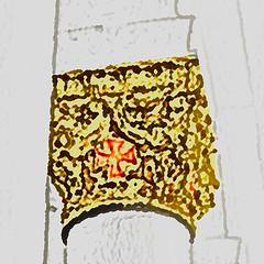 IMG_2107b (howell.sasser) Tags: photoshop photodistortion photomanipulation digitalart architecture florida saintnicholascathedral greekorthodox tarponsprings