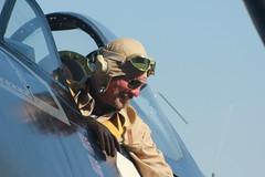 F4U Corsairs at 2019 Thunder Over Michigan (Bryan Redeker BRGT350) Tags: f4u corsair warbirds warbird pacific korea ww2 bryan redeker canon t2i thunder over michigan detroit willow run