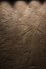 Mesopotamia (RubénRamosBlanco) Tags: humanos humans carving relieve relief historia history arqueología archaeology mesopotamia museos museums museumoffinearts boston mass usa assyrian asirio nimrud