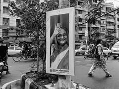 Dhaka | Bangladesh (Mridul Bangladeshi) Tags: india mobileclick mobilephotography iphone iphoneclick iphonephotography bnwphotography bnw bangladesh asia urban streetphotography street dhakacity dhaka