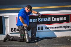 Photographer At The Track (Brad Prudhon) Tags: speed virginia may fast racing nitro dragracing nhra 2019 14mile virginianational motorsportspark dinwidde photographer