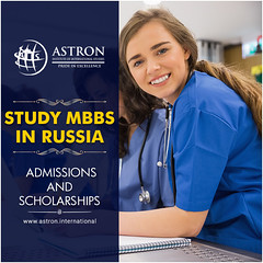 Study MBBS in Russia – Admissions and Scholarships (webmaster.astroninternational) Tags: