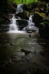 Mountain streams! Find them, explore them, photograph them! (michaelstafford5) Tags: alleghenynationalforest mountainstream waterfall longexposure nature naturephotography landscape landscapephotography forestphotography woodlandphotography pentaxian pentax pentaxart pentas18135 pennsylvania