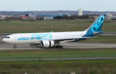 Airbus Industrie Airbus A330-841 F-WTTO (RuWe71) Tags: airbusindustrie vkaib airbus airbusa330 a330 a330neo a338 a330800 a330841 airbusa330neo airbusa330800 airbusa330800neo airbusa330841 fwtto msn1888 testbed prototype toulouseblagnac toulouseblagnacairport blagnac toulouse aéroportdetoulouse aéroporttoulouseblagnac tls lfbo widebody twinjet winglets runway engines
