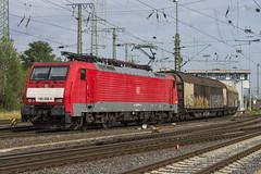189 028-4 (Disktoaster) Tags: eisenbahn zug railway train db deutschebahn locomotive güterzug bahn pentaxk1