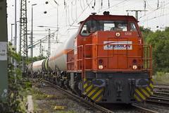 CHEMION (Disktoaster) Tags: eisenbahn zug railway train db deutschebahn locomotive güterzug bahn pentaxk1