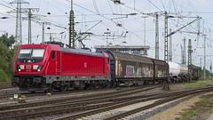 187 161-5 (2) (Disktoaster) Tags: eisenbahn zug railway train db deutschebahn locomotive güterzug bahn pentaxk1