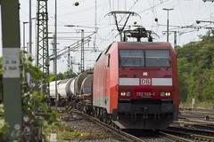 152 149-1 (2) (Disktoaster) Tags: eisenbahn zug railway train db deutschebahn locomotive güterzug bahn pentaxk1