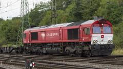 266 284-9  DE 6314 CrossRail (Disktoaster) Tags: eisenbahn zug railway train db deutschebahn locomotive güterzug bahn pentaxk1