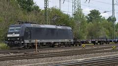 185 551-9 (Disktoaster) Tags: eisenbahn zug railway train db deutschebahn locomotive güterzug bahn pentaxk1