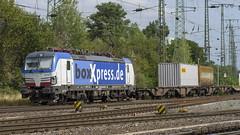 193 834-9 BoxXpress (Disktoaster) Tags: train eisenbahn railway zug db deutschebahn locomotive bahn güterzug pentaxk1