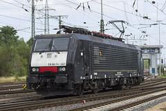 189 987-1 (Disktoaster) Tags: eisenbahn zug railway train db deutschebahn locomotive güterzug bahn pentaxk1