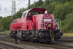 261 085-5 (Disktoaster) Tags: eisenbahn zug railway train db deutschebahn locomotive güterzug bahn pentaxk1