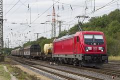 187 161-5 (Disktoaster) Tags: eisenbahn zug railway train db deutschebahn locomotive güterzug bahn pentaxk1
