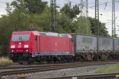 185 243-3 (Disktoaster) Tags: eisenbahn zug railway train db deutschebahn locomotive güterzug bahn pentaxk1